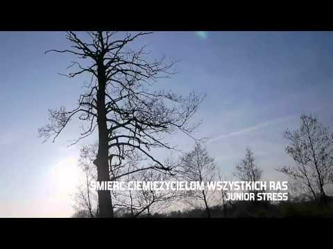 Tekst piosenki Junior Stress - Śmierć ciemiężycielom wszystkich ras po polsku