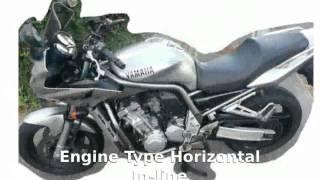 2. 2004 Yamaha FZ 1 Details