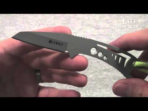 CRKT Dogfish: Neck-Knife Review