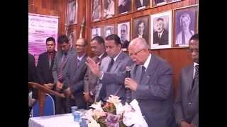 Reunião de Pastores Na OMEBE – Abril – 2014