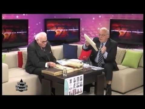 """Emisiunea """"Seniorii petrolului romanesc"""" P2 – Vlad Ion – 09 mai 2015"""