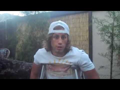 Urijah Faber The day after the WEC 48 Jose Aldo fight