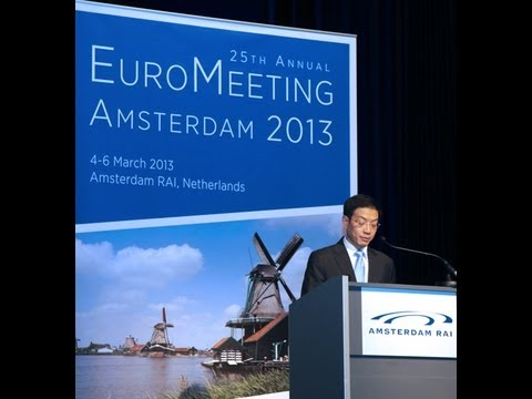 The Drug Information Association (DIA) 2013 Euromeeting
