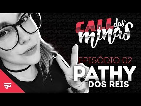 CALL DAS MINAS #02 - PATHY APRENDENDO A JOGAR LOL | paiN