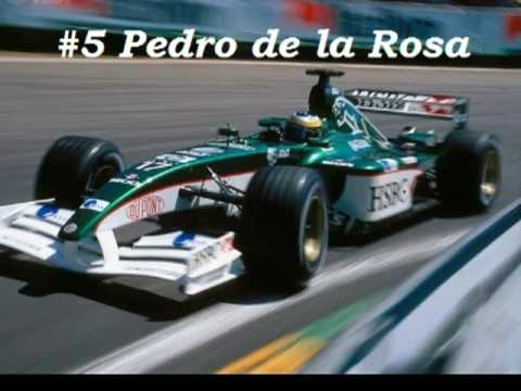 Top 10 Formula 1 unfulfilled talents