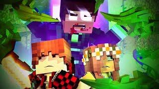 """•  """"War vs Herobrine"""" - A Minecraft Music Video Song Parody"""