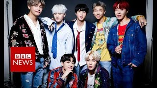 Nonton Meet Bts Backstage At Their First Uk Show   Bbc News Film Subtitle Indonesia Streaming Movie Download