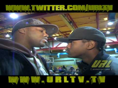 URL PRESENTS MATH HOFFA VS DOSE HQ [FULL BATTLE]