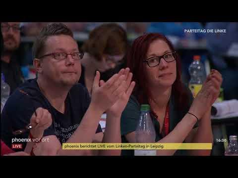 Gregor Gysi (DIE LINKE): Rede auf dem Parteitag am 09 ...