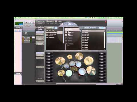 Steven Slate Drums 4 Loading, Editing, & Saving a Drum Kit (SSD4 OFFICIAL)