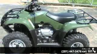 10. 2014 Honda FourTrax Recon ES TRX250TE - Bob Lunsford's Ho...