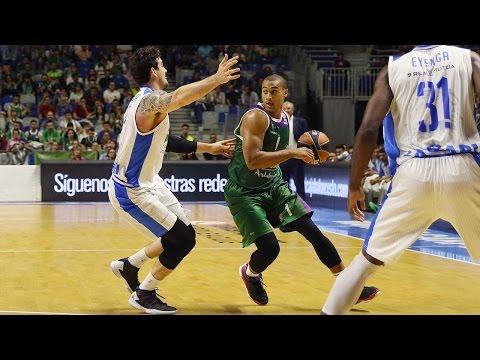 Highlights: RS Round 4, Unicaja Malaga 80-62 Dinamo Banco di Sardegna Sassari