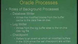 Lecture - 33 Case Study ORACLE and Microsoft Access