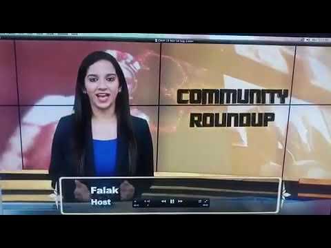 News Anchoring