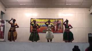 Navaratri 2012- Adhiparasakthi Mandram Harrow UK - Dance