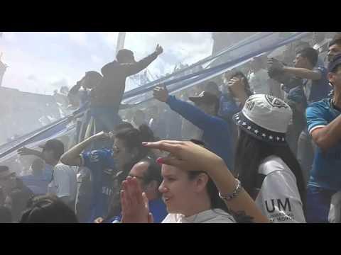 Vélez - Chicago Recibimiento torneo 2015 - La Pandilla de Liniers - Vélez Sarsfield