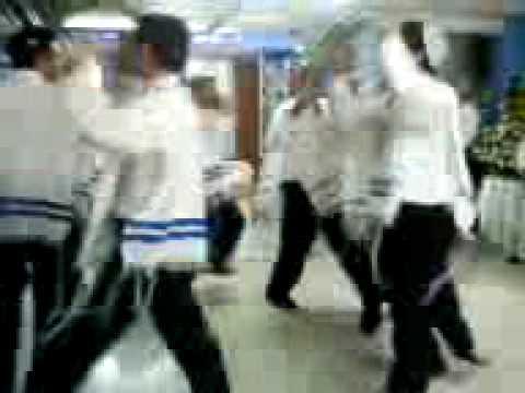 danza judia
