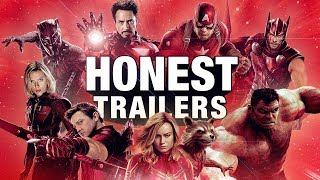 Honest Trailers | MCU by Screen Junkies