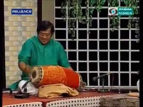 DwiNadai Pallavi – Mohanam – Shri.Bhakthavathalam.
