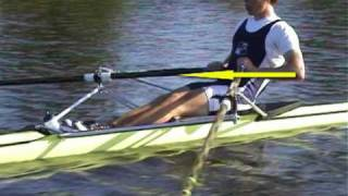 rowing technique Rudertechnik 1 von 4.