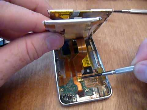 ipod Touch 3 - This shows how to open an iPod 3G. You will most likely damage your iPod 3G if you try. Send it in to get fixed either at Apple or a 3rd party place like www...