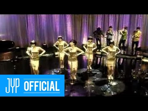 Wonder Girls - Nobody (Original)