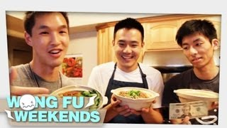 WFW 60 - Ramen Cookoff! Cooking with Wong Fu
