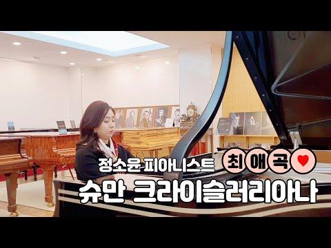 피아니스트는 어떤 곡을 제일 좋아할까? |피아니스트가 들려주는 최애곡 이야기와 연주(feat.고양이의 인생관?!!!)|슈만|크라이슬러리아나|Schumann|Kreisleriana
