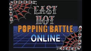 Goman, TZU, Yuan, Gway, wade Feat. Boogie Tie – East Hot Popping Online Battle TNF Judges Solo