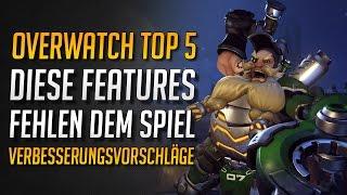 Overwatch Top 5   Diese Features fehlen Overwatch! • Overwatch Deutsch