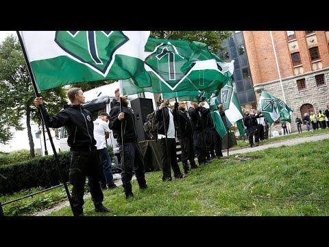Σουηδία: Συγκεντρώσεις νεοναζί και αντιφασιστών