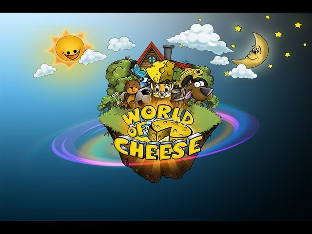 World of Cheese - iPhone / iPad / iPod / Android - Gameplay Trailer