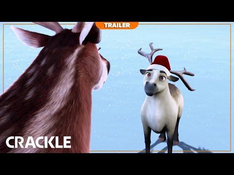 Elliot: The Littlest Reindeer | Trailer - Watch Free on Crackle Dec 1