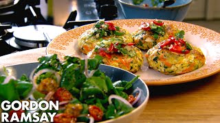 Quick & Simple Lunch Recipes With Gordon Ramsay by Gordon Ramsay