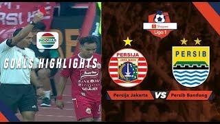 Video Persija Jakarta (1) vs Persib Bandung (1) - Goal Highlights   Shopee Liga 1 MP3, 3GP, MP4, WEBM, AVI, FLV Juli 2019