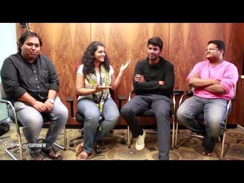 Maayavan Movie Team at SuryanFM | LIVE | C.V.Kumar | Sundeep Kishan | Ghibran