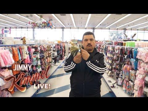 Пародия от шоу Jimmy Kimmel на клип Drake'а «God's Plan»