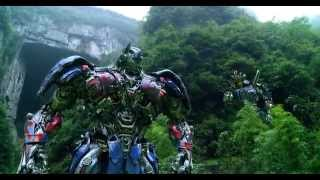 Nonton Transformers  Age Of Extinction   Optimus Prime Speech The Battle Begins Dinobots Charge Film Subtitle Indonesia Streaming Movie Download