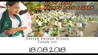 Video Ketegangan Jelang Breaking Record Tari Rejang Ratu Segara di Tanah Lot !! MP3, 3GP, MP4, WEBM, AVI, FLV Desember 2018