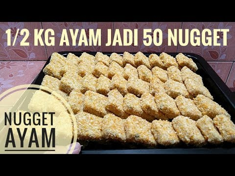 Chicken Nugget / Nuget Ayam