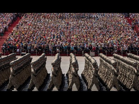 Young Soldiers Best Open Military Parade You Must Watch