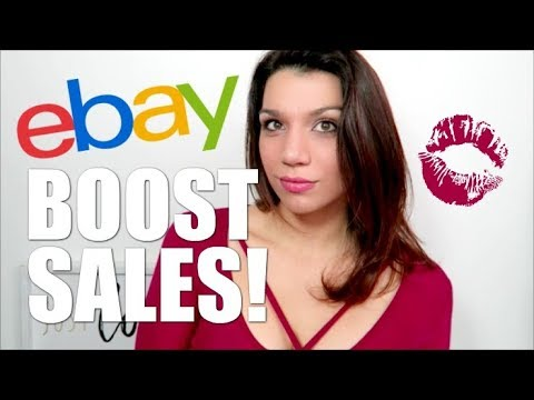 Boost Sales on eBay  Trick the eBay Algorithm  Get Sales FAST!