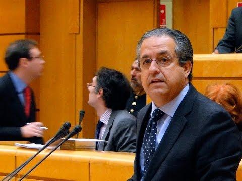 Antonio Alarcó, en defensa de la sanidad pública