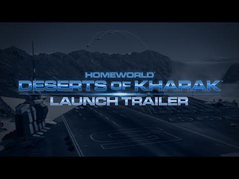 Homeworld: Deserts of Kharak #1