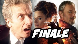 Doctor Who Season 10 Episode 12 Finale, TOP 10, Easter Eggs, Peter Capaldi Regeneration, The Master, Doctor Who Christmas ...