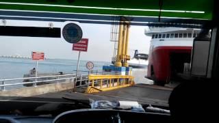 Video Masuk kapal ferry di pelabuhan merak with bus Family Raya Ceria FRC MP3, 3GP, MP4, WEBM, AVI, FLV Agustus 2018