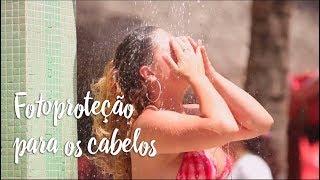 Foto Proteção para os cabelos