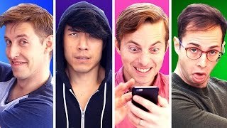 The Four Types Of Friends You Have • Try Guys