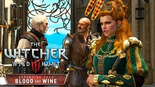 The Witcher 3: Blood and Wine Gameplay - # 46 - Der Mann aus Cintra Let's Play The Witcher 3: Blood and Wine● Mein Kanal: http://www.youtube.com/aliusLP● Playlist: https://goo.gl/rI8p4Y● Alle Playlists: https://goo.gl/wKFWbc● Erste Folge: https://youtu.be/JdhVYQsqCM0● Facebook: http://www.facebook.com/aliusLP● Twitter: https://twitter.com/aliusLP● Google+: http://goo.gl/dxQpaQThe Witcher 3: Blood and WineOffeneno Fantasy RPG von: CD PROJEKT RED  / Publisher: CD PROJEKT RED  (2015)Offizielle Internetseite: http://thewitcher.com/witcher3CD PROJEKT RED Internetseite: http://en.cdprojektred.com/Let's Play The Witcher 3: Blood and WineKommentiertes Gameplay von aliusLP (2016)