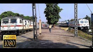 Nonton WAP 7 vs WAP 7 | GZB p7 SDAH Raj & Hwh HOG p7 Coalfield Exp | Parallel Departure from Durgapur Film Subtitle Indonesia Streaming Movie Download